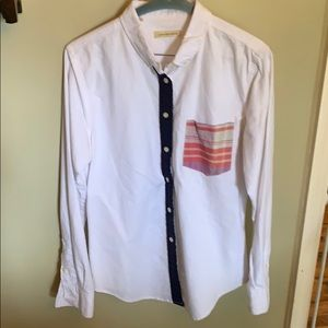 Nice Button down blouse size M